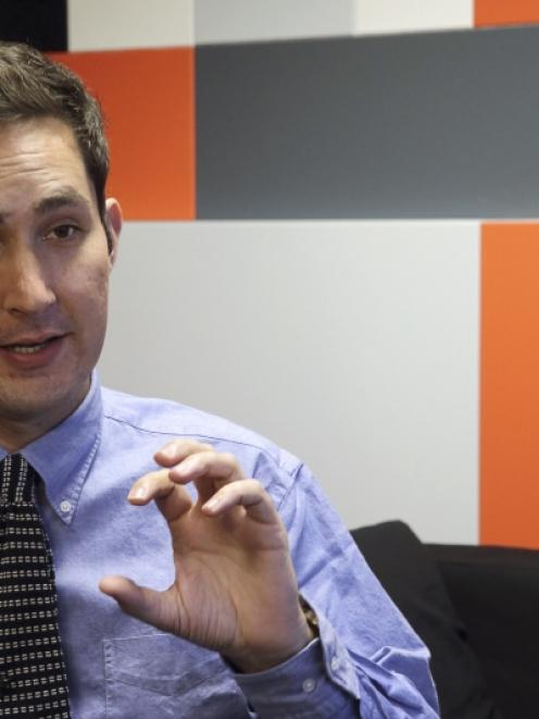 Kevin Systrom, chief executive of Instagram, the popular photo-sharing app now owned by Facebook,...