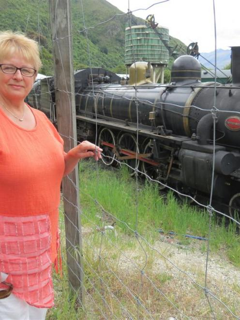 Kingston Community Association chairwoman Annette Dalziel says the township would welcome and...