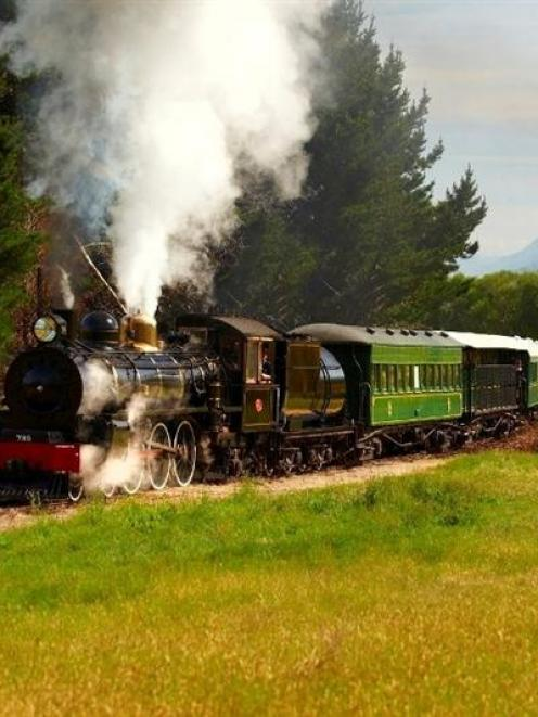 Kingston Flyer service suspended. Photo supplied.