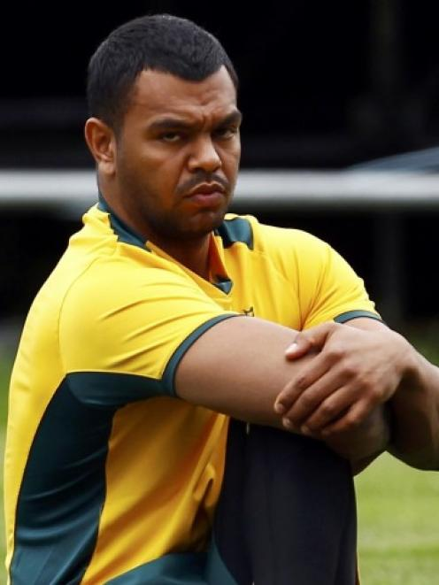 Kurtley Beale