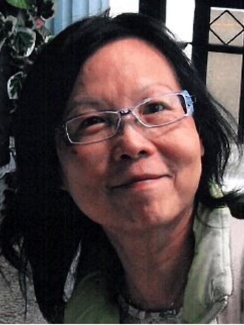 Kwei Ying Wong