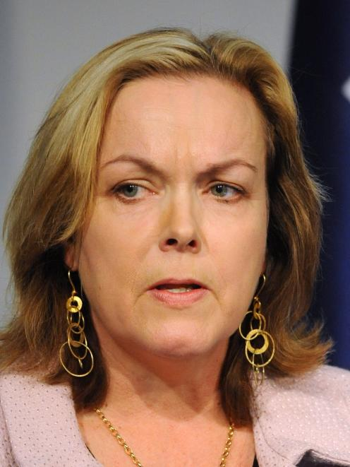 Labour and New Zealand First may not have secured Judith Collins' head on a platter, but that is...