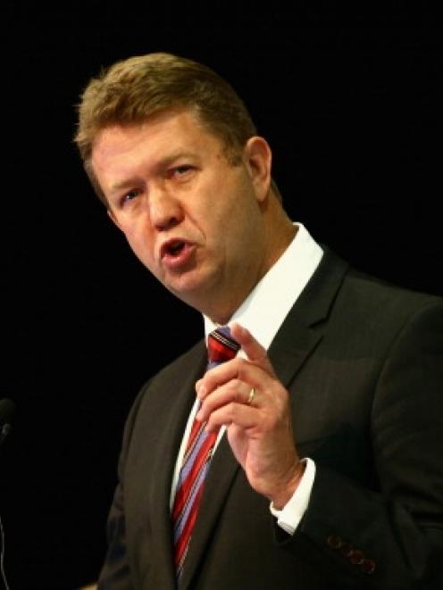 Labour leader David Cunliffe. Photo by Getty