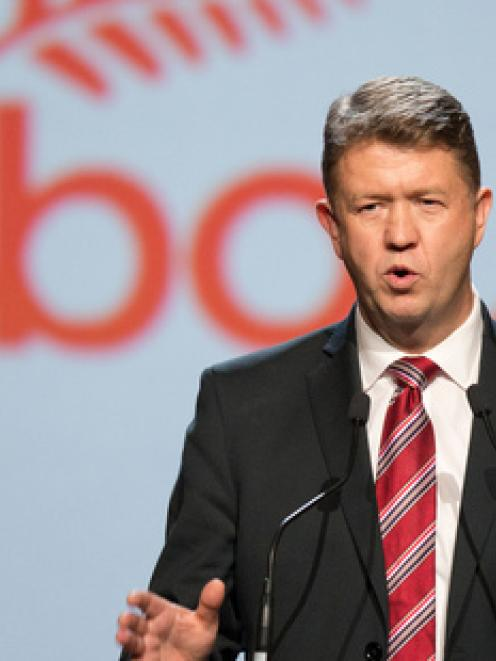 Labour Party leader David Cunliffe. Photo: New Zealand Herald/Mark Mitchell