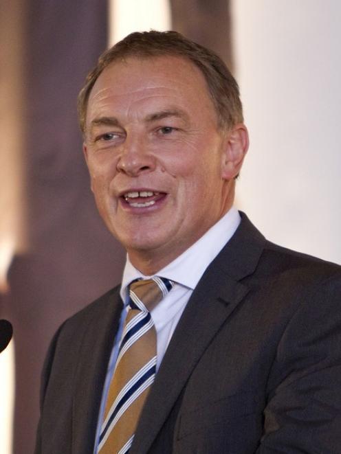 Labour Party leader Phil Goff
