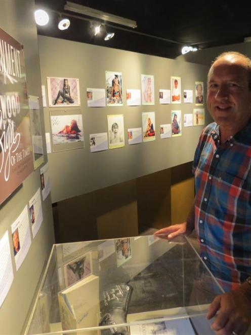 Lakes District Museum director David Clarke farewells ''Sign of the Times'', one of the most...