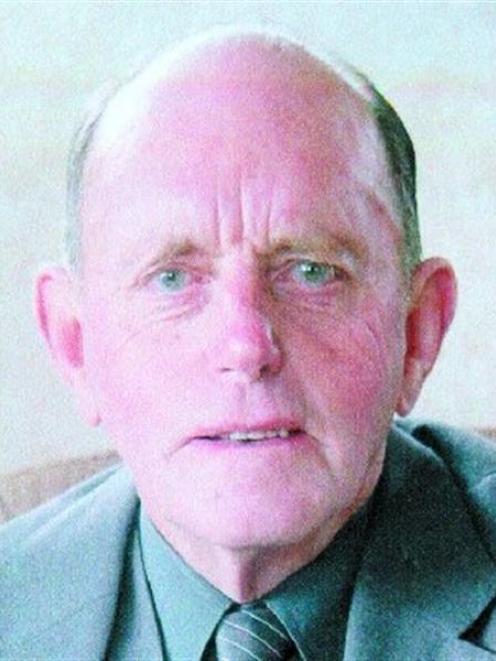 Lester Robert Harvey