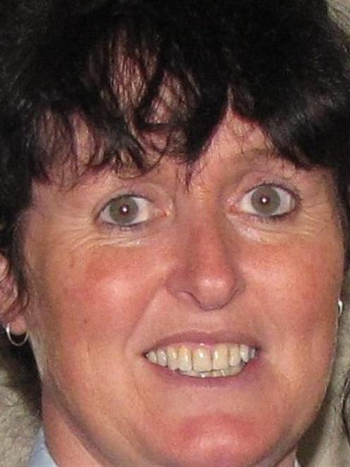 Linda Stevens.