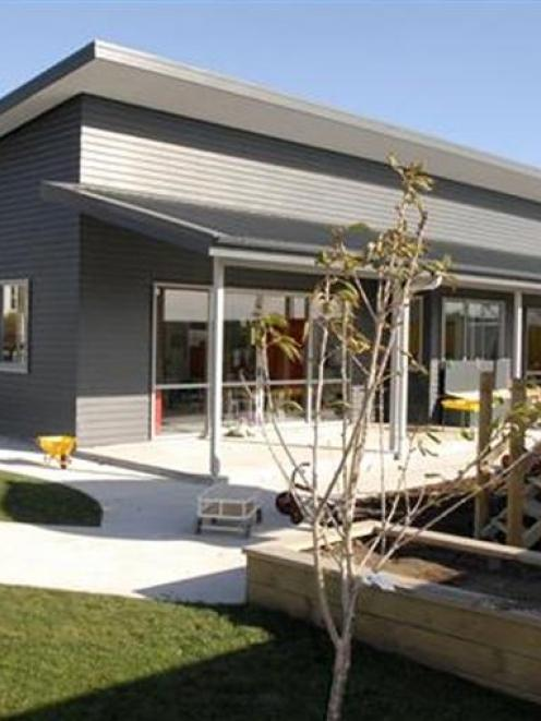 Little Wonders Childcare centre in Victoria Rd, Dunedin is part of growing chain. Photo supplied.