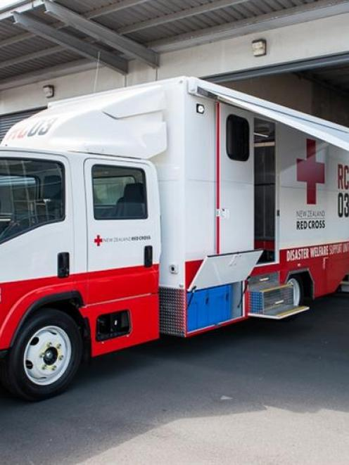 Look out for the NZ Red Cross Disaster Welfare Support Unit at the Lake Hayes A&P Show tomorrow. ...