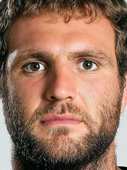 Luke Whitelock.