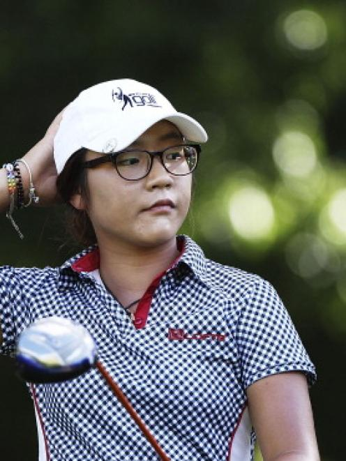Lydia Ko, who was let down by her driver play at the Australian Open, her coach Guy Wilson says....