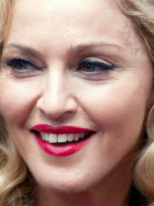 Madonna may be kicking off her upcoming world tour in New Zealand. Photo Reuters