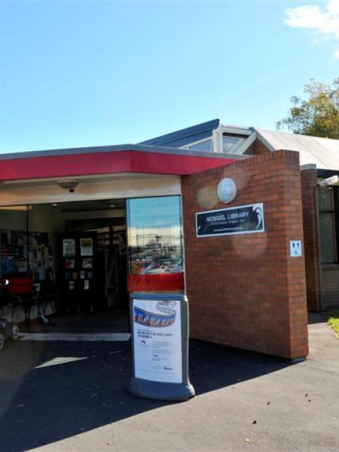 Maintenance and refurbishment options for the Mosgiel Library have been identified in a Dunedin...