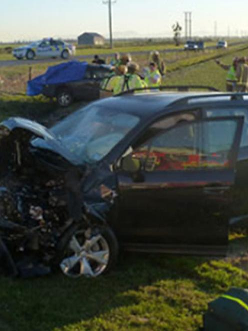Many of the crashes involving foreigners were consistent with errors made by Kiwi drivers.