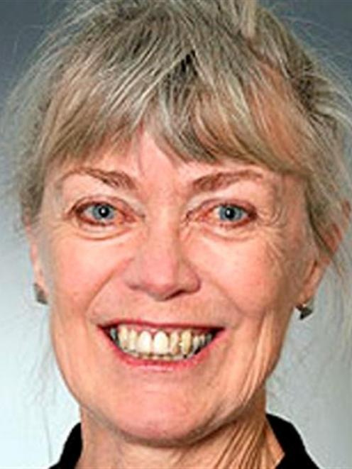Margaret Baird.