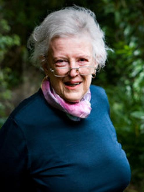 Margaret Mahy, ONZ, is recognised as one of this country's greatest writers. Photo / APN