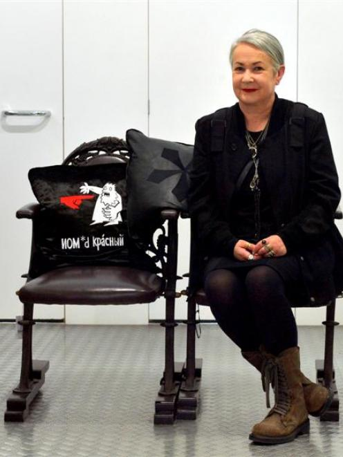 Margi Robertson is defying expectations by keeping her successful fashion brand Nom*D and retail...