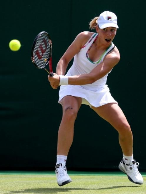 Marina Erakovic. Photo by Getty