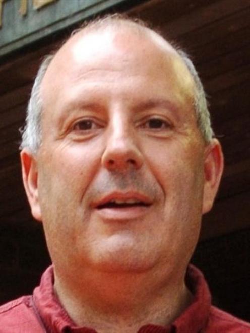 Mark Chamberlain.