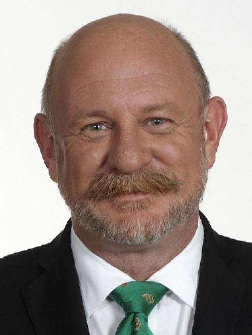 Mark Sainsbury.