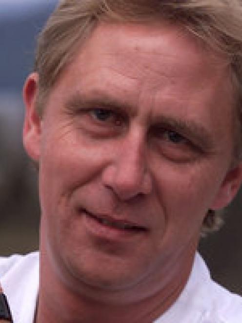 Martin Bowers in 2001. File photo/NZ Herald
