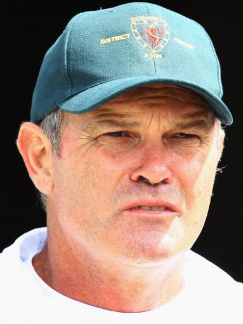 Martin Crowe: 'This week the game in New Zealand has been severely damaged. Permanently, I believe.'
