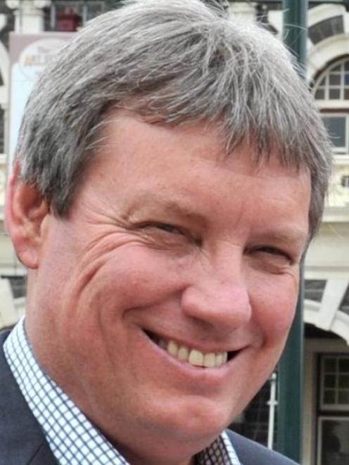 Martin Snedden.