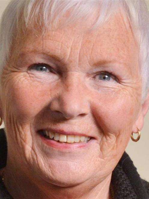Mary Gamble.