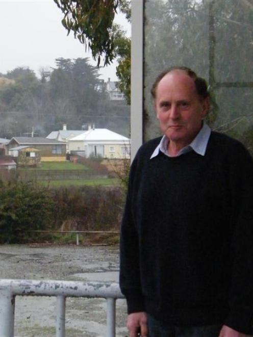 Mataura Youth Centre Trust's Lester Dickie is keen to see the former Mataura Town Hall turned...