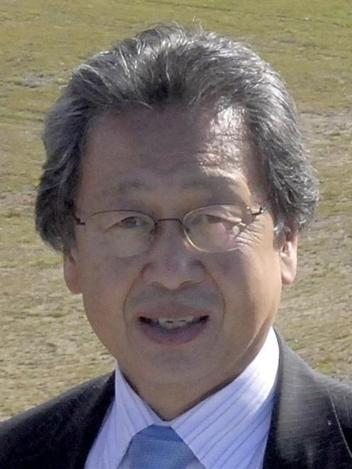 Mayor Peter Chin
