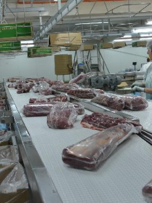 Meat Industry Excellence believes the red meat sector should initially focus on the benefits...