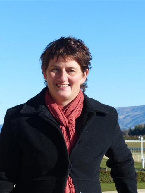 Megan Brick bids farewell to the Otago Racing Club today after two years as the club's marketing...