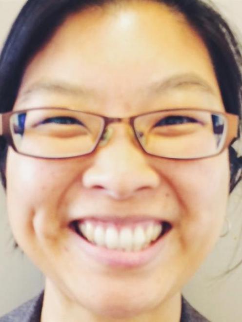 Mei-Ling Blank.