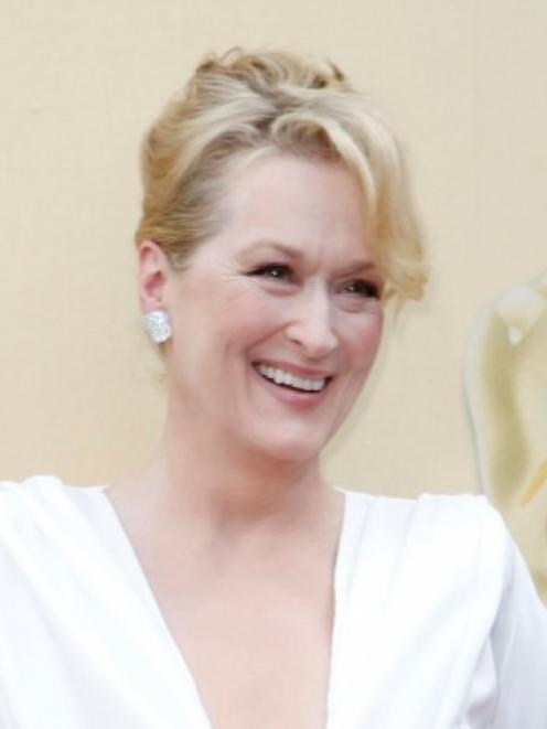 Meryl Streep. Photo MCT