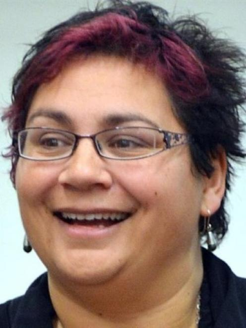 Metiria Turei: 'I don't think that Shane has a grip on his emotions and I think that he lets fly...