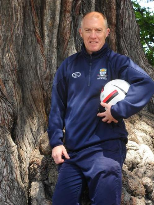 """Michael McGarry: """"This is the best opportunity we have had for 27 years to reach the World Cup..."""