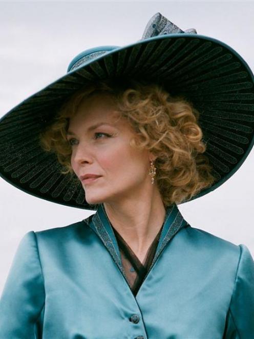 Michelle Pfeiffer in 'Cheri'.