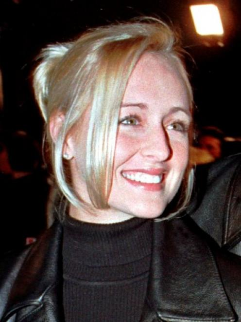 Mindy McCready attends the premiere of 'Scream 2' in Hollywood in this December 1997 file photo....