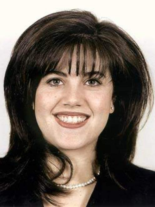 Monica Lewinsky, pictured in 1997