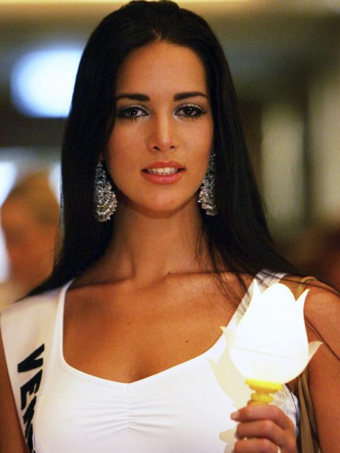Monica Spear, former Miss Venezuela, and her Irish husband Thomas Henry Berry were shot dead...