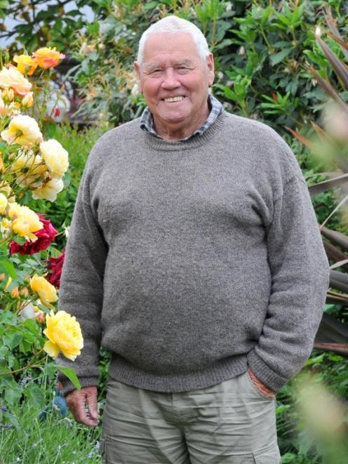 Mosgiel resident Blair Davidson (74) is keen to participate in innovative University of Otago...