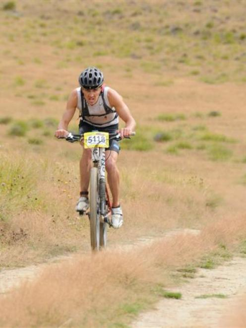 Motatapu XTERRA triathlon record holder Braden Currie will return to defend his title on March 9....