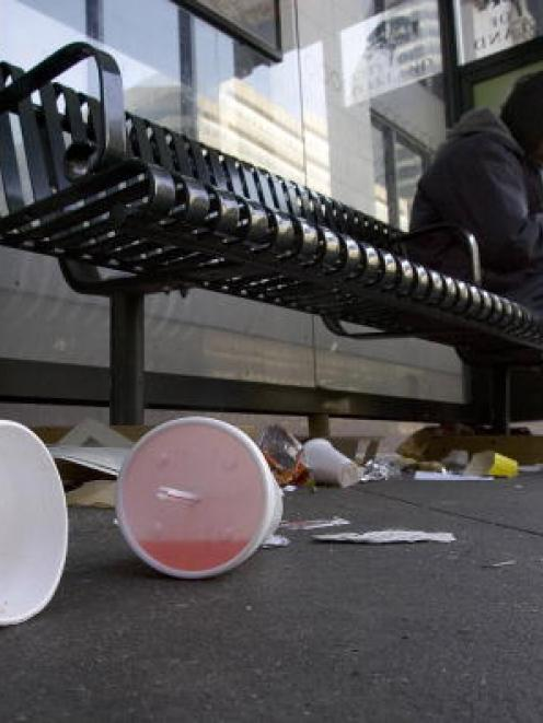 New York City Mayor Michael Bloomberg will propose a ban on Styrofoam, the substance commonly...