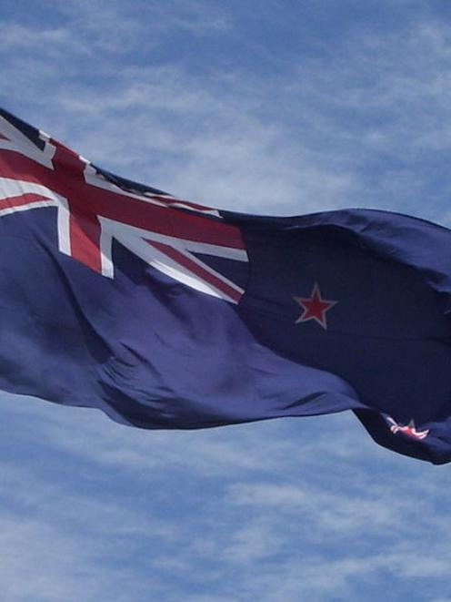 Is it time to change New Zealand's national flag?