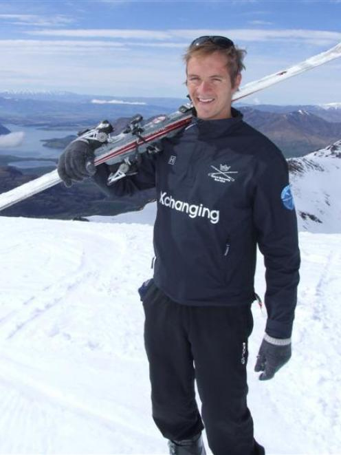 New Zealand world champion, Olympic bronze medallist and Oxford University rower George...