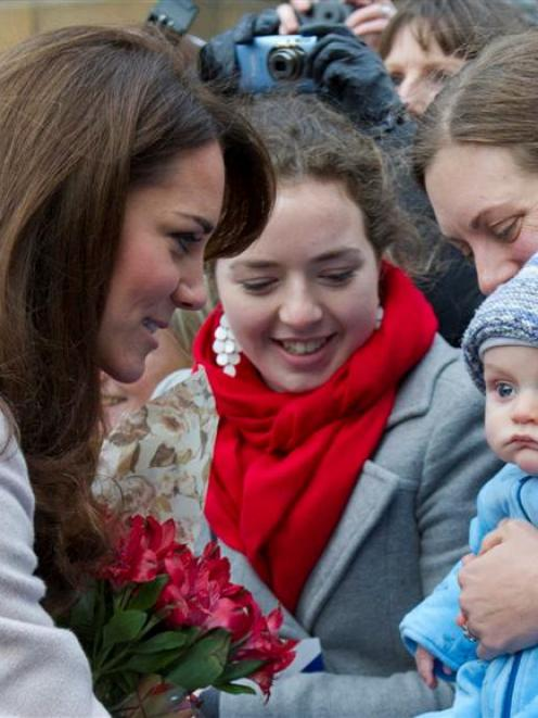 News that Catherine, Duchess of Cambridge, is pregnant has revived calls for a change to royal...