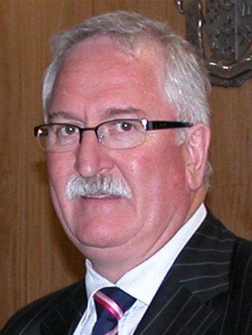 Ngai Tahu Property chief executive Tony Sewell