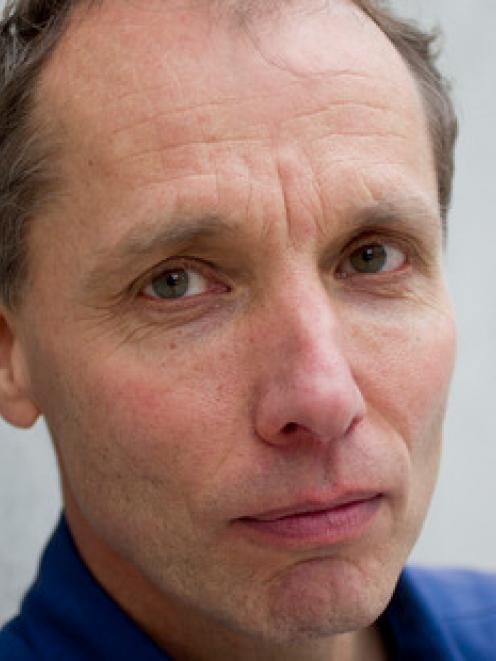 Nicky Hager. Photo by NZ Herald.