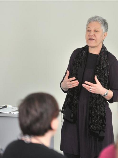 Nicola Atwool, a senior lecturer in the University of Otago department of sociology, gender and...